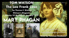 Tom Watson - The Leo Frank case