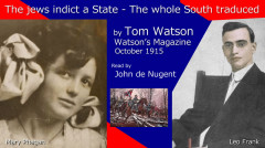 Tom Watson - The jews indict a State The whole South traduced - October 1915.jpg, juil. 2020