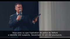 Tommy Robinson - The rape of Britain - Saint Petersburg 2020 VOSTFR.jpg, juil. 2020